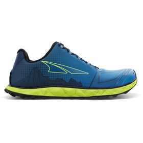 Altra Superior 4.5 Running Shoes Men, blue/lime